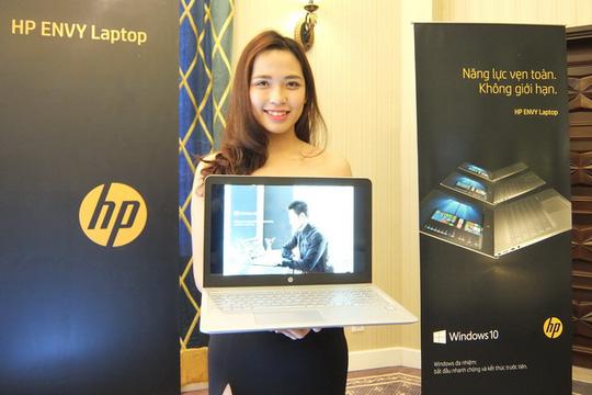 HP công bố các sản phẩm mới