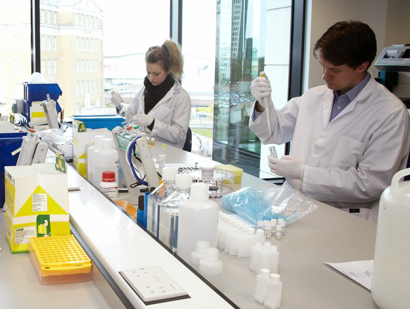 Công nghệ đối với ngành dược có vai trò lớn.