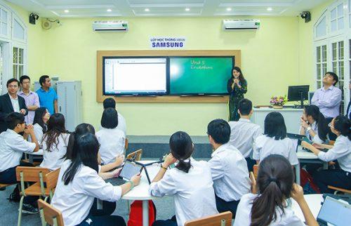 Vai trò của công nghệ thông tin thúc đẩy giáo dục mở