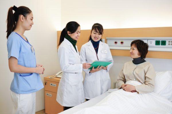 tuyển sinh cao đẳng Điều dưỡng